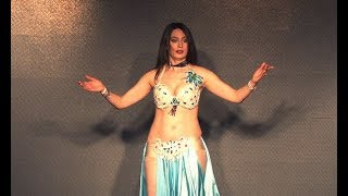 Drum Solo - Liza Tab Belly Dancer