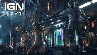 CD Projekt Red Opens 3rd Studio to Work on Cyberpunk 2077 - IGN News