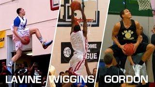 Zach LaVine vs Andrew Wiggins vs Aaron Gordon Dunk Contest Preview!
