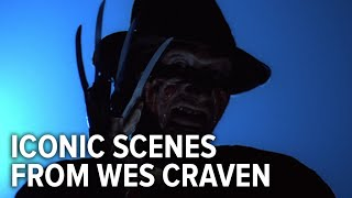 5 legendary horror scenes directed by wes craven