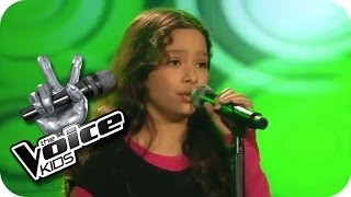 Maria Mena - All This Time (India) | The Voice Kids 2013 | Blind Auditions | SAT.1