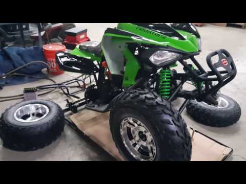 Xxx Mp4 150cc Coolster CXC Atv Assembly Video Sport Quad How To 3gp Sex