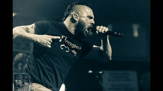 Killswitch Engage Vocalist Kicks the Control Freaks in the Stones!