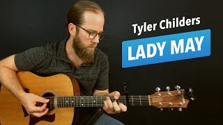 🎸 Lady May • Tyler Childers guitar lesson w/ tab