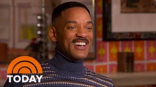 Will Smith: 'Collateral Beauty' Is The Most Impactful Film I've Ever Worked On   TODAY