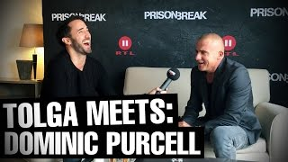 Interview DOMINIC PURCELL: new season