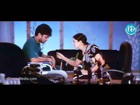 Manmadha Movie - Simbu, Mandira Bedi Best Romantic Scene
