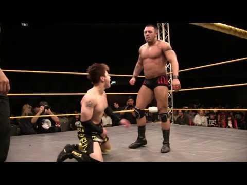 SPW Unchained in Changi: Jason Lee vs Ivan