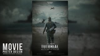 Make an Dunkirk Inspired Movie Poster in Photoshop
