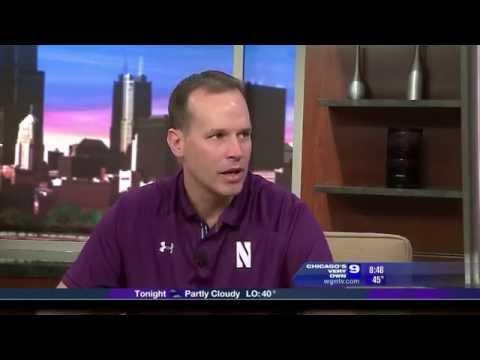 Chris Collins on WGN Morning News