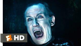 Underworld: Rise of the Lycans (10/10) Movie CLIP - Lucian Versus Viktor (2009) HD