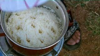 Iranian (field) cooking II: Rice
