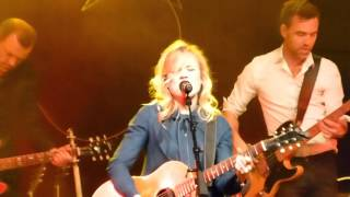 Theatertour the Common Linnets - hearts on fire. 5-4-2016