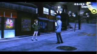 Persona 4 Golden Playthrough pt 133: -Last Minute Coffee- Friendship Chocolates?