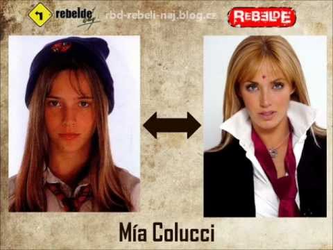 REBELDE WAY vs. REBELDE