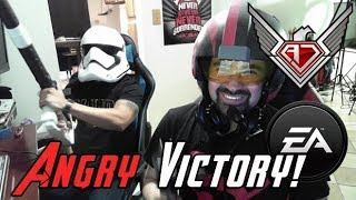Angry Victory! - EA Removes Loot Boxes [Temporarily] from Star Wars Battelfront II!