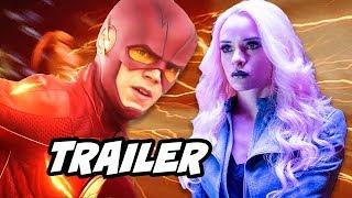 The Flash Season 4 Episode 4 Promo and Arrow Crossover Teaser Breakdown