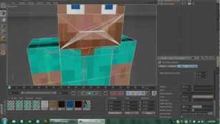 Free Download Cinema 4D Minecraft Automatic Lip Sync