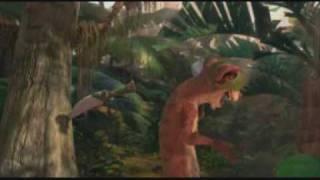 Ice Age3 Buck Talking With Phone