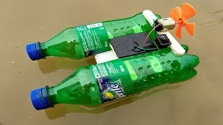 How to Make a Powerfull Electric Boat - Homemade DIY Air Boat