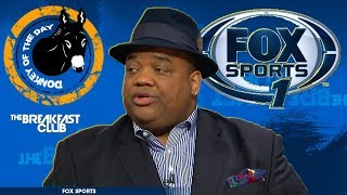 Jason Whitlock Mocks Colin Kaepernick On His Show