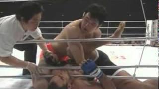 Sakuraba Kazushi vs Ebenezer Fontes Braga