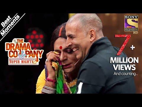 Xxx Mp4 The Drama Company Rinku Bhabhi Welcomes Akshay Kumar Best Moments 3gp Sex