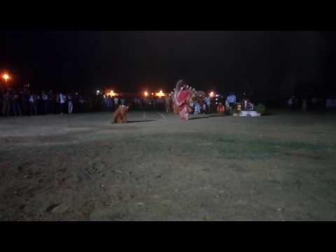 Balarampur Govt  ITI  Chhou Dance Perfomance In Bishnupur BPIE  full HD Video