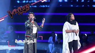 #MBCTheVoice - مرحلة المواجهة - رنا عتيق ولينا قاسم تؤديان أغنية 'دارت الأيام'