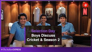 Selection Day Web Series: Selection Day Cast take the cricket quiz | Netflix