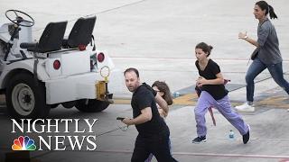Gunman Esteban Santiago Kills 8, Injures 5 At Fort Lauderdale Airport | NBC Nightly News