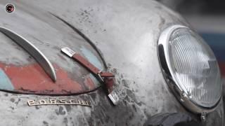 Porsche 356 1951: o mais antigo do Brasil