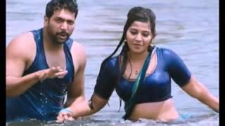 Anjali hot show in Sakalakala Vallavan Appatacker