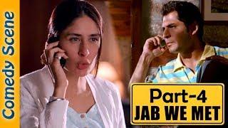 Jab We Met Comedy Scene (Gaali Scene) - Shahid Kapoor - Kareena Kapoor