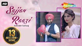 New Punjabi Songs 2016 | Satinder Sartaaj | | Lyrical Video | Sajjan Raazi | Latest Punjabi Songs