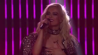 Bebe Rexha - No Broken Hearts - Live Late Late Show