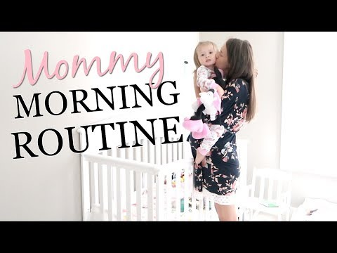 Xxx Mp4 MORNING ROUTINE PREGNANT MOM WITH A TODDLER MOMMY MORNING ROUTINE 2018 3gp Sex