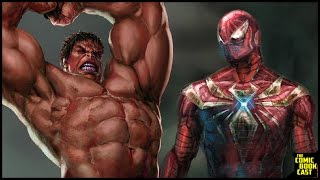 Red Hulk And Iron Spider Were Considered For Captain America Civil War