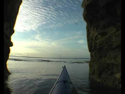 Sea Kayaking Dorset - Old Harry Rocks.