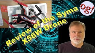 Review of the Syma X56W Drone (#164)