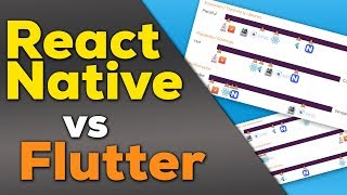 React Native vs Flutter