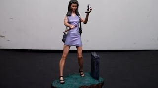 Moore Collectibles Buffy The Vampre Slayer Series 3: Cordelia Figure Review