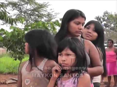 Ritual da Menina Moça em Sapezal BAND SAPEZAL