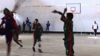 Clip of match between St. Placid's High School & Jessore