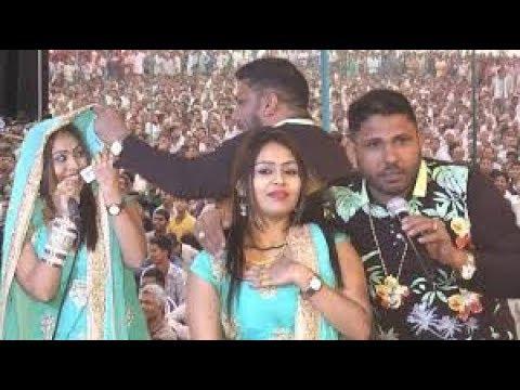 Xxx Mp4 Foji Karmveer R C Upadhaya Ke Latke Jhatke Pani Aali Pani Payade Ragni Compition 2016 3gp Sex