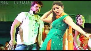 खेसारी के साथ जमकर नाची स्टेज पर सपना चौधरी | Sapna Choudhary Dance on Khesari lal yadav new Song