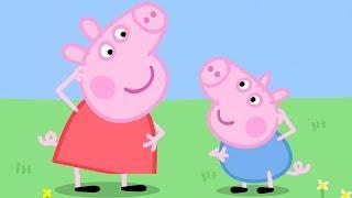 Peppa Pig Episodes - 2 Hour BEST BITS Compilation in 4K - Cartoons for Children