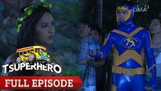 Tsuperhero: Tsuperhero meets a mysterious