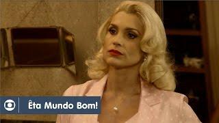 Êta Mundo Bom!: Capítulo 51 da novela, quarta, 16 de março, na Globo