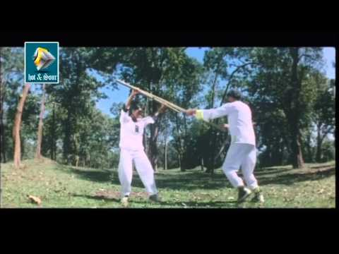 Malayalam movie Lady Brucilee Part | The Perfect Warrior !